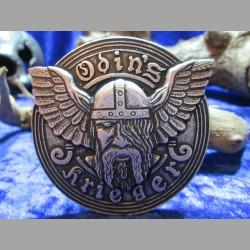 Gürtelschnalle Odins Krieger