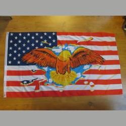 US- Flagge mit Adler