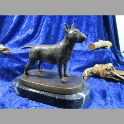 Bronze Bullterrier