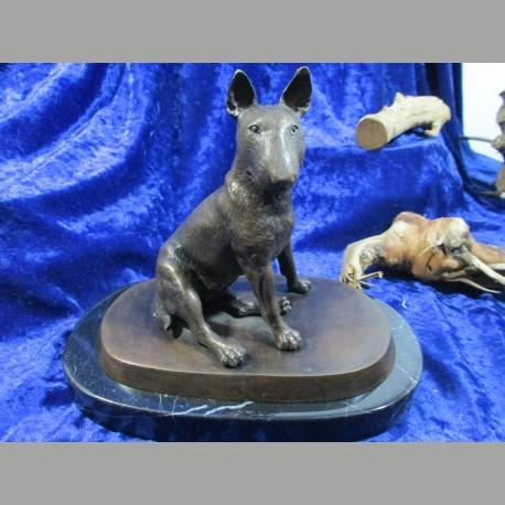 Bronze Bullterrier