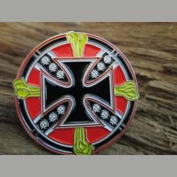 """Pin mit """" Eisernes Kreuz"""""""