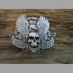 """Pin """" Rebel Rider """""""