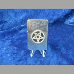 Feuerzeug mit Pentagramm