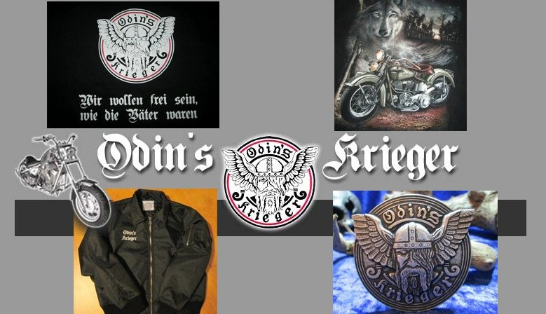 odins krieger - patches